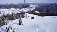 """""""Красія"""" - гірськолижний курорт з найдовший трасою в стране"""