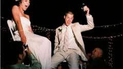 Красиві ритуали і конкурси для весіль в допомогу провідним