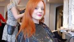 Фарба для волосся «гарньер олія». Відгуки споживачів
