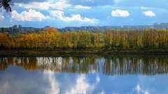 Червоне озеро (кемерово): де знаходиться і як доїхати