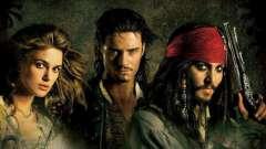 """Короткий сюжет і запрошені актори: """"пірати карибського моря: скриня мерця"""""""