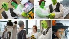 Креативна весілля: весело, незвично, оригінально!