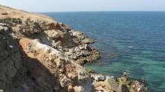 Крим, межводное. Відгуки відпочиваючих про подорож