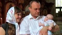Хто може бути хрещеними батьками