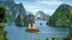 Куди і коли краще їхати у в`єтнамі?