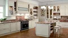 Кухні класичні: меблі на всі часи