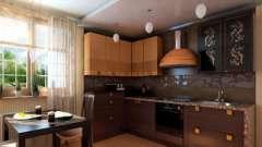 Кухні від компанії «кухонний двір»: відгуки та опис