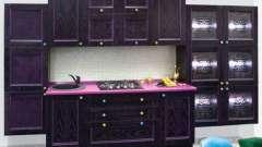 Кухні «тріо» - комфортна меблі