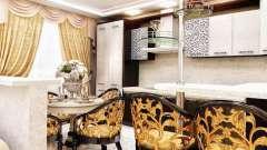 Кухні в стилі арт-деко - незвично, стильно, ефектно