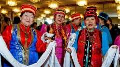 Культура, звичаї та традиції бурятського народу