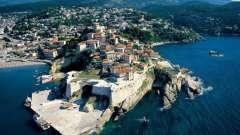 Курорти чорногорії: опис і ціни