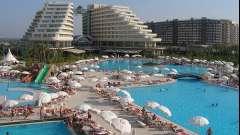 Курорти туреччині - ідеальне місце для відпочинку