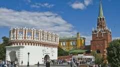 Кутаф`я вежа московського кремля