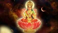 Лакшмі: богиня гармонії і процвітання