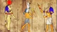 Легенди і міфи стародавнього єгипту