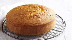 Легкий кекс: рецепт приготування