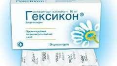 Ліки «гексикон»: відгуки та застосування