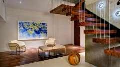 Сходи в інтер`єрі приватного будинку: дизайн, стиль і відгуки
