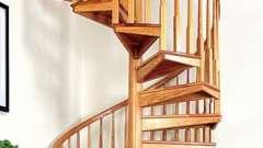 Сходи гвинтові - гідний елемент інтер`єру