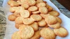 Лимонне печиво. 2 способи випічки
