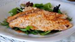 Лобань (риба): рецепти