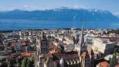 Лозанна (швейцарія): пам`ятки та цікаві місця