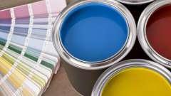 Краща фарба для шпалер - правила вибору