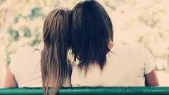 Краща подруга - це не суперниця