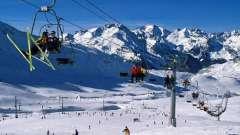 Кращі гірськолижні курорти європи. Недорогі гірськолижні курорти європи