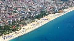 Кращі готелі туреччини з піщаним пляжем: короткий огляд