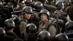 Кращий бойовик корейський. Фільми-бойовики корейські