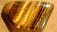 Магічні камені: тигрове око