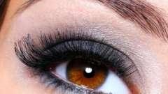 """Макіяж для карих очей """"смокі айс"""": кольорова палітра і етапи створення"""