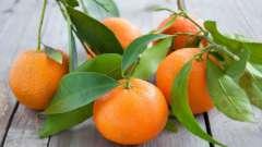 Мандарин ніж корисний для організму? Кісточки мандарина: корисні властивості