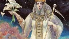 Мара - богиня смерті у древніх слов`ян