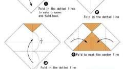 Майстер-клас: як робиться орігамі сова