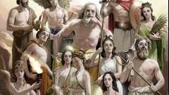 Міфологія: юпітер. Зевс і юпітер - чи є різниця?