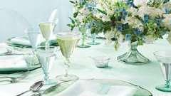 М`ятна весілля: ідеї декору
