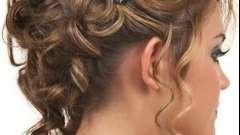 Модні зачіски на середні волосся в домашніх умовах