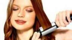 Модні зачіски за допомогою прасування