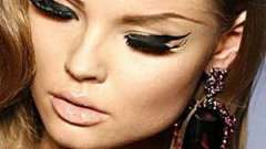Модний елемент макіяжу: види стрілок на очах