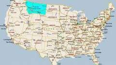 Монтана - штат сша. Опис, розвиток, пам`ятки, фото