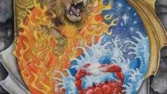 Чоловіки раки, жінки леви: любовна історія