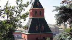 Набатна вежа московського кремля