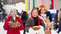 Народні свята в росії