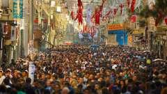 Населення стамбулі (туреччина): загальний опис міста