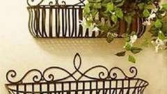 Настінні полки для квітів: огляд, види, моделі, виробники та відгуки