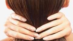 Необхідні для волосся і нігтів вітаміни