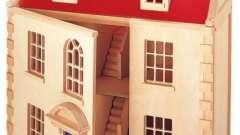 Кілька підказок, як зробити будиночок для ляльок своїми руками