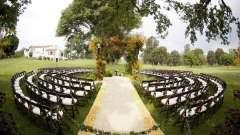Незабутня весільна церемонія